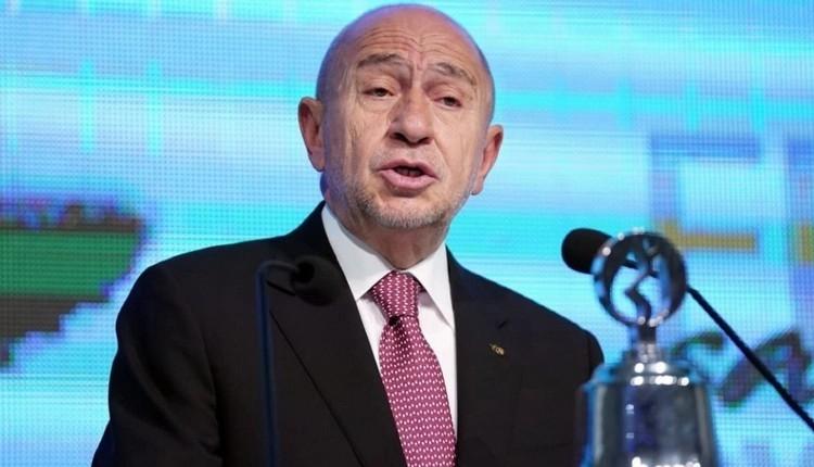 Nihat Özdemir'den transfer limitleri için açıklama