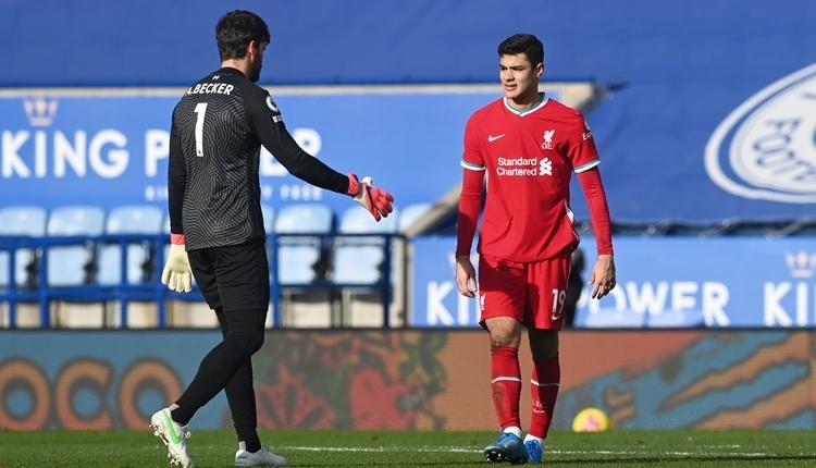 Ozan Kabak ilk maçına çıktı! Leicester City 3-1 Liverpool maç özeti (İZLE)