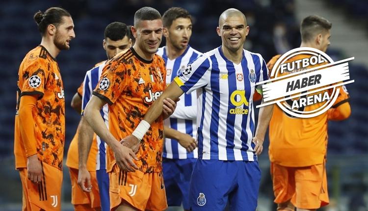 Porto 2-1 Juventus maç özeti ve golleri (İZLE)