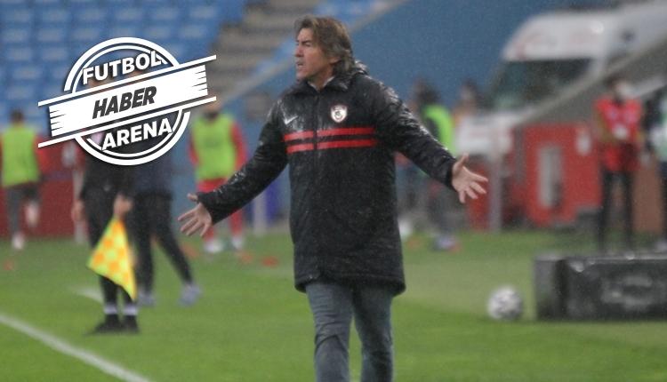 Sa Pinto: 'Trabzonspor hakeme teşekkür etsin, hak etmediler!'