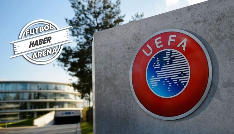 UEFA ülkeler sıralamasında geriliyoruz