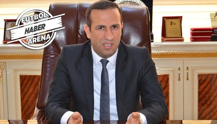 Yeni Malatyaspor Başkanı Adil Gevrek'ten Alex de Souza açıklaması