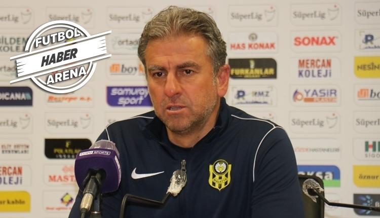 Yeni Malatyaspor'da Hamza Hamzaoğlu ile yollar ayrıldı