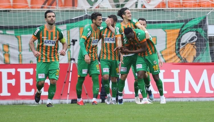 Alanyaspor 4-0 Antalyaspor maç özeti ve golleri (İZLE)