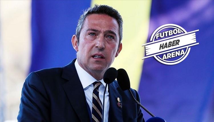 Ali Koç'tan Fenerbahçe'ye 200 milyon euro