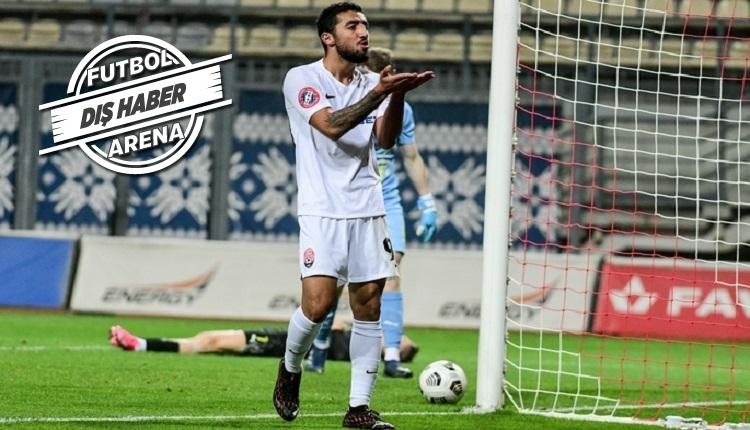 Alllahyar Zorya'da üst üste 3. kez ayın en iyi oyuncusu