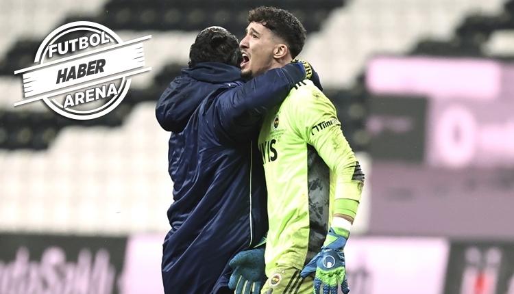 Altay Bayındır, Beşiktaş derbisinde devleşti! Maç sonu gözyaşları