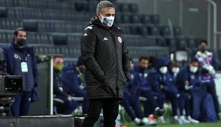 Antalyaspor'dan kulüp rekoru! 12 maçlık seri
