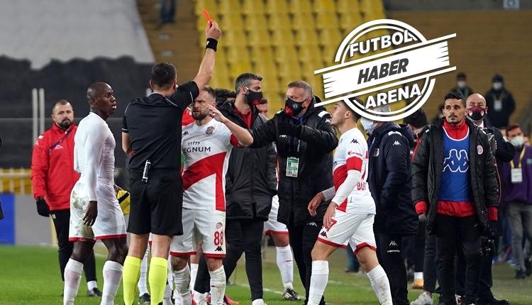 Antalyaspor'dan tepki: 'Bize küfür ettiler! VAR kimin için var?'
