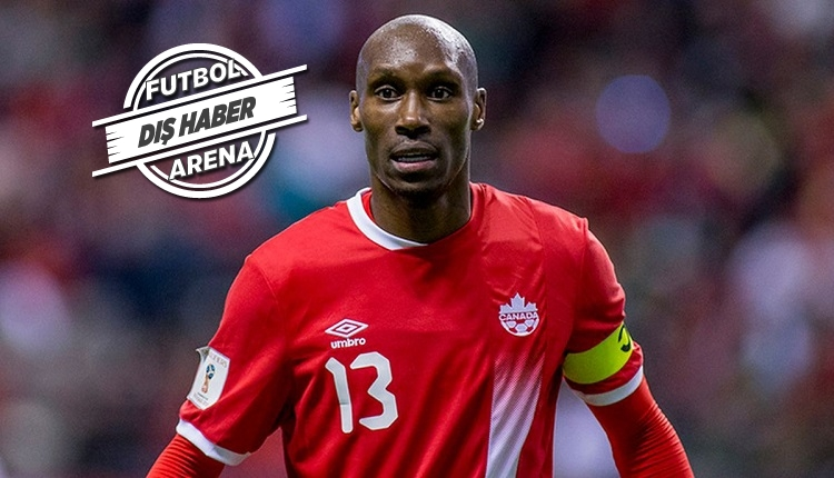 Atiba Beşiktaş için Kanada'dan erken dönüyor
