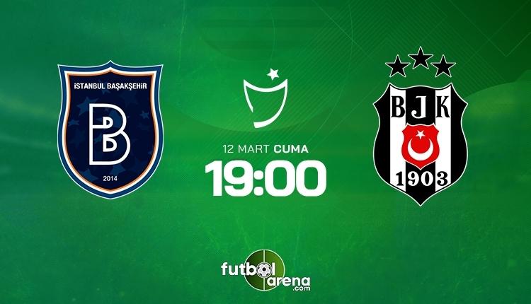 Başakşehir-Beşiktaş canlı izle, Başakşehir-Beşiktaş şifresiz izle (Başakşehir-Beşiktaş beIN Sports canlı ve şifresiz İZLE)
