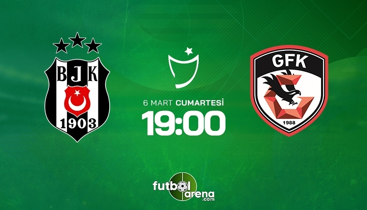 Beşiktaş-Gaziantep FK canlı izle, Beşiktaş-Gaziantep FK şifresiz izle (Beşiktaş-Gaziantep FK beIN Sports canlı ve şifresiz İZLE)
