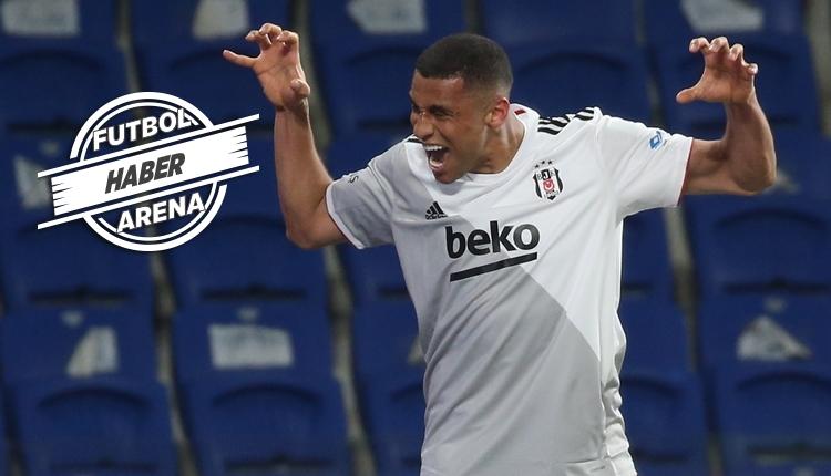 Beşiktaş'ta Welinton galibiyete damga vurdu! Gizli kahraman