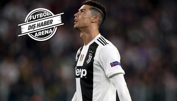 Cristiano Ronaldo ayrılıyor! Bonservis bedeli