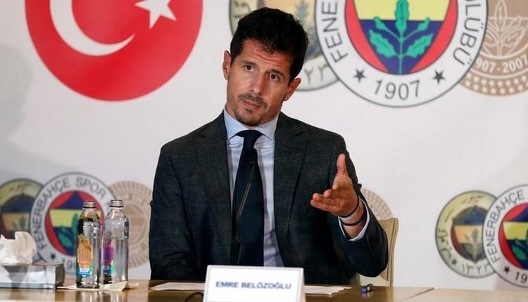 Emre Belözoğlu'ndan istifa iddialarına yanıt