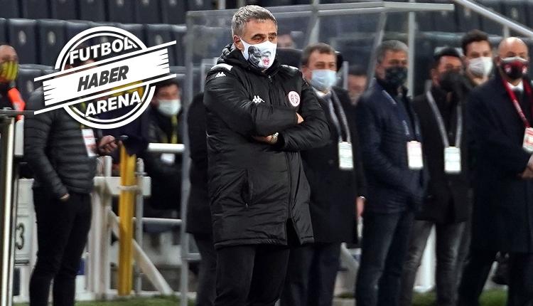 Ersun Yanal tarihe geçti! Fenerbahçe, Kadıköy'de kabus yaşıyor