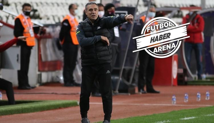 Ersun Yanal'dan Beşiktaş finali sözleri: 'Kupayı hak ediyoruz'