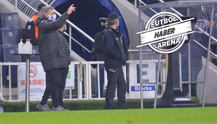 Ersun Yanal'dan Fenerbahçe maçı için savunma yanıtı: