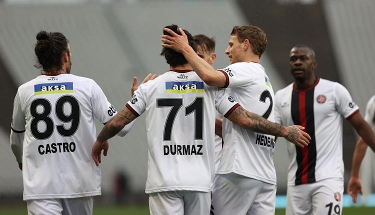 Fatih Karagümrük 3-0 Kayserispor maç özeti ve golleri (İZLE)
