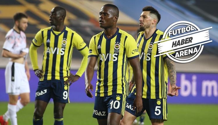 Fenerbahçe, Kadıköy'de böylesini görmedi! 13 ayda biten seriler