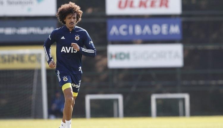 Fenerbahçe'de Gustavo sevinci! Çalışmalara başladı