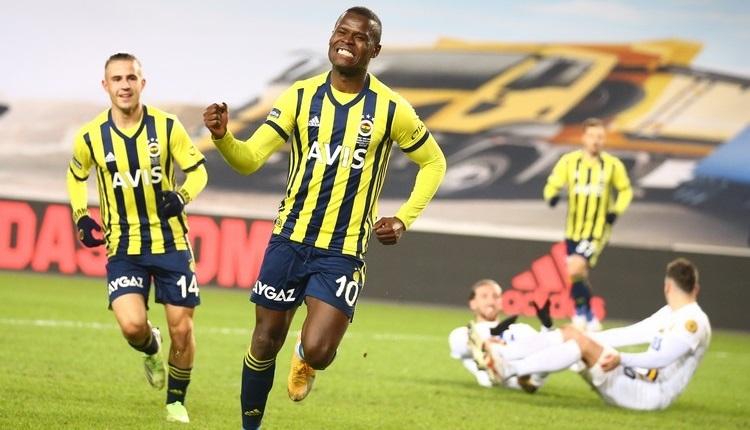 Fenerbahçe'de Samatta'ya destek!