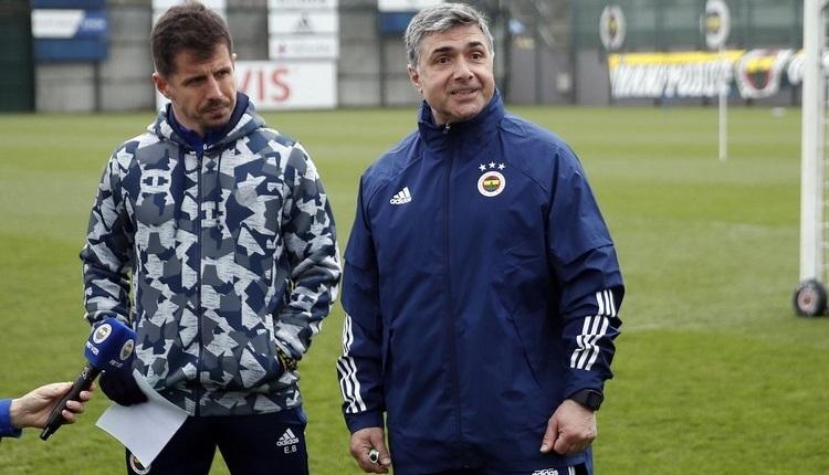 Fenerbahçe'nin yeni yardımcı antrenörü Erdinç Sözer kimdir?