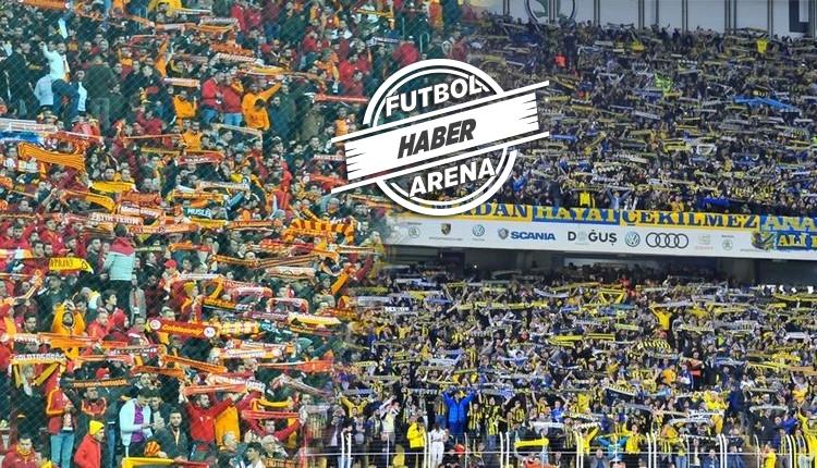 Galatasaray mı, Fenerbahçe mi? Taraftar sayıları