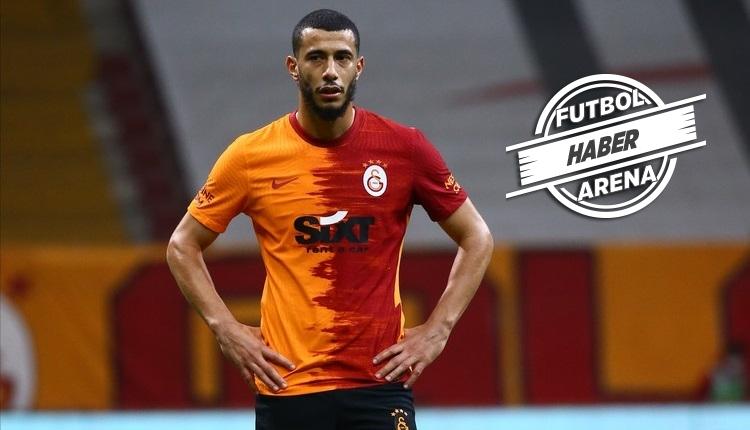 Galatasaray'da Belhanda ile yollar ayrıldı