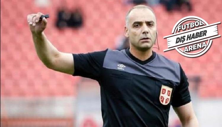 Hakeme büyük ceza! 15 ay hapis 10 yıl futboldan men