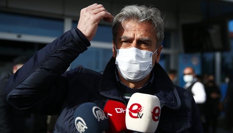 Hamza Hamzaoğlu'nun Kayserispor'daki ilk sözleri: