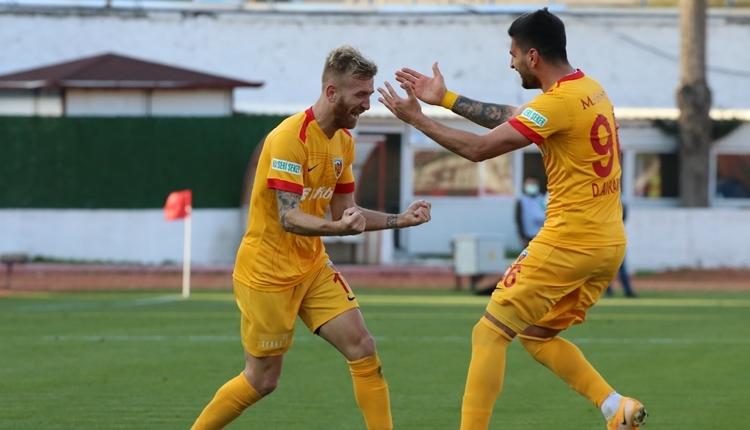 Hatayspor 1-3 Kayserispor maç özeti ve golleri (İZLE)