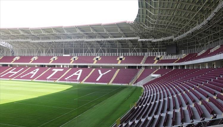 Hatayspor'un yeni stadı ne zaman açılacak? Fenerbahçe maçı