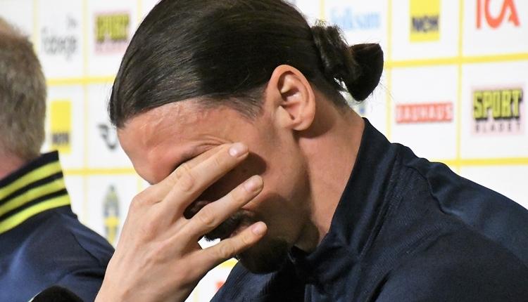 Ibrahimovic gözyaşlarını tutamadı! Duygusal anlar
