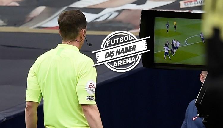 IFAB'dan VAR kararı! Taraftarlara sesli açıklama