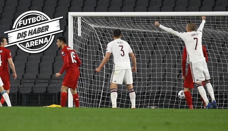 Letonya basınında Türkiye maçı yankıları! Neler söylediler?