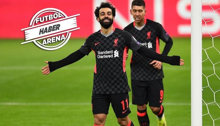 Liverpool 2-0 Leipzig maç özeti ve golleri (İZLE)