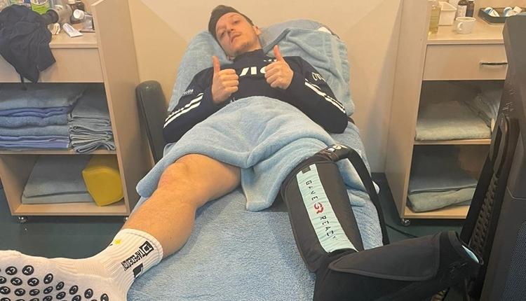 Mesut Özil'den sakatlık açıklaması (Mesut Özil ne zaman dönecek?)