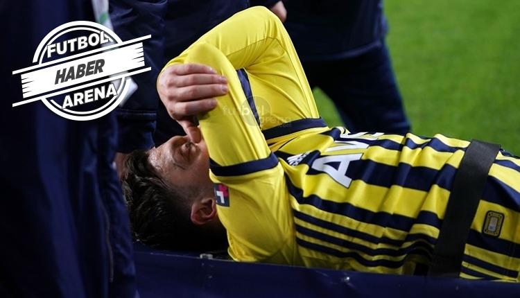 Mesut Özil'in sakatlığı ciddi mi? İlk bilgiler geldi