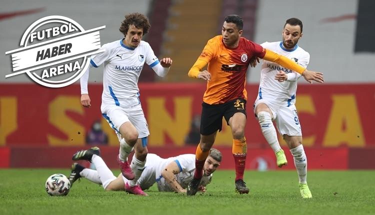Mostafa Mohamed'e 1 maç ceza! Kırmızı kart itirazı reddedildi