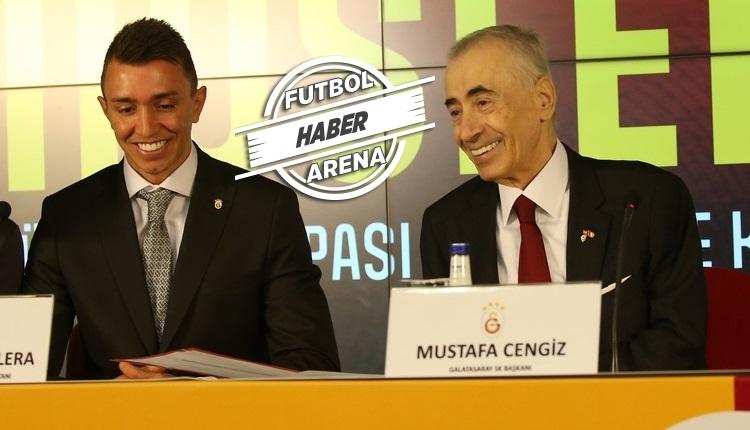 Muslera: 'Galatasaray benim ailem'