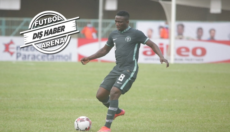 Nijerya 3-0 kazandı! Etebo'dan 1 gol, Onyekuru'dan 1 asist