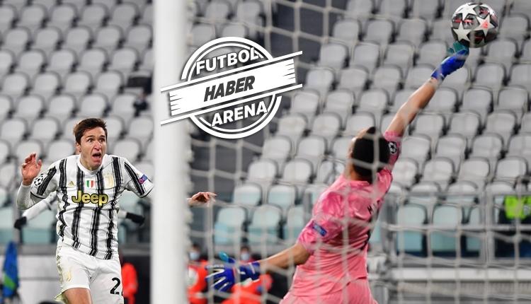 Porto çeyrek finalde! (Juventus 3-2 Porto maç özeti izle)