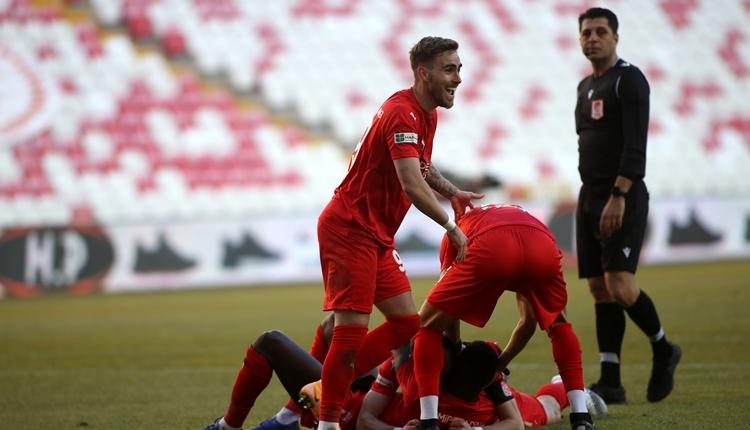 Sivasspor 1-1 Hatayspor maç özeti ve golleri (İZLE)
