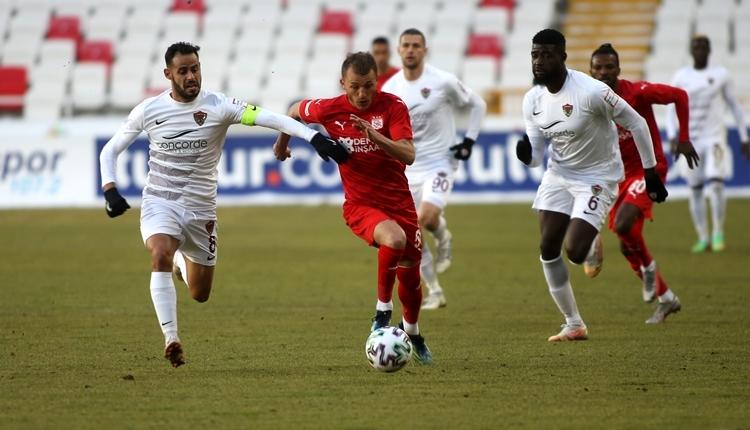 Sivasspor'dan Galatasaray maçı mesajı: