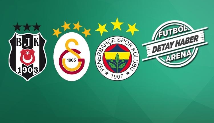 Son 10 yılın en iyi takımları! Fenerbahçe Beşiktaş Galatasaray