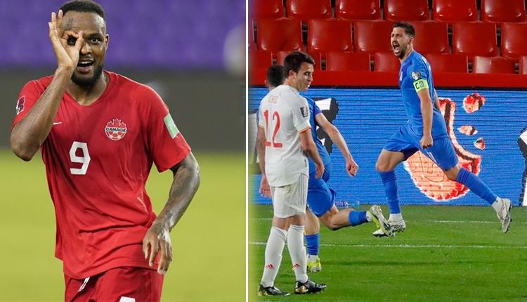 Süper Lig'in golcüleri milli maçlarda da coştu