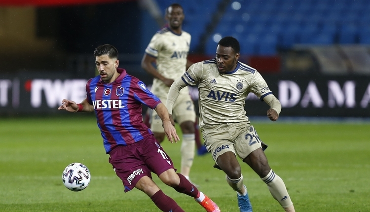 Trabzonspor yöneticisi Sertaç Güven: 'Fenerbahçe mağlubiyetini hak etmedik'