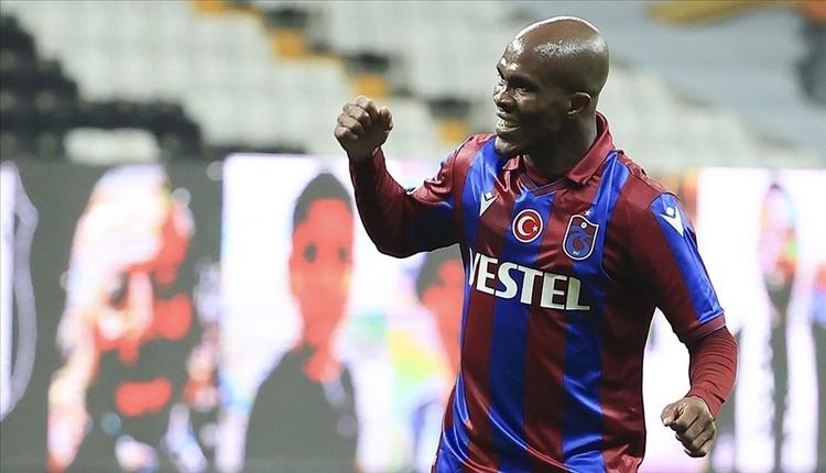 Trabzonspor'da Nwakaeme farkı! Takımın en istikrarlısı