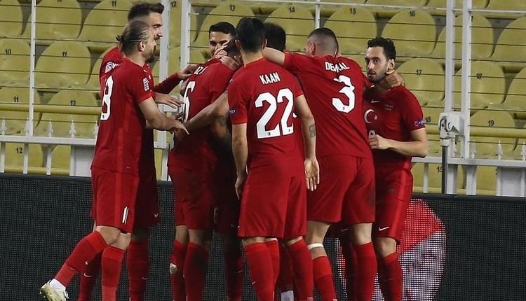 Türkiye, 587. maçına çıkıyor